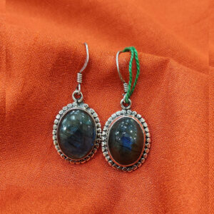 Labrodorite earring